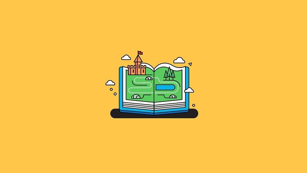 Illustration Cleverclip Unternehmensgeschichte