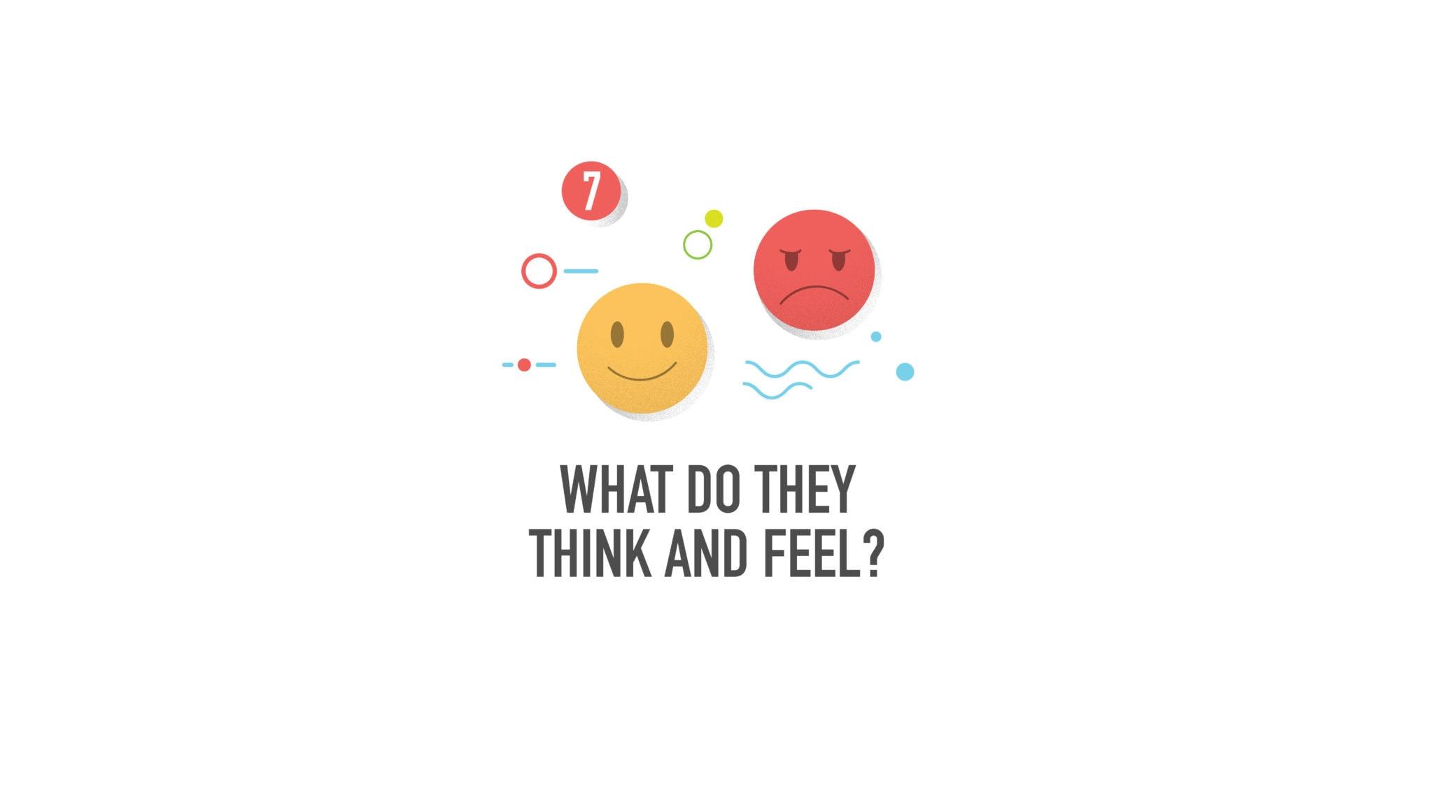 Illustration zum Thema Die Empathy Map - und wie sie genau funktioniert