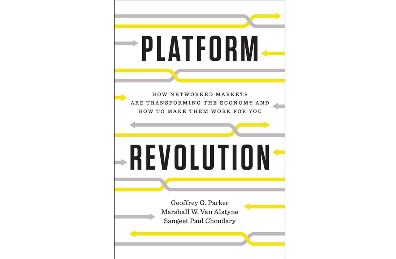 """""""Platform Revolution"""" Die besten Business Bücher"""