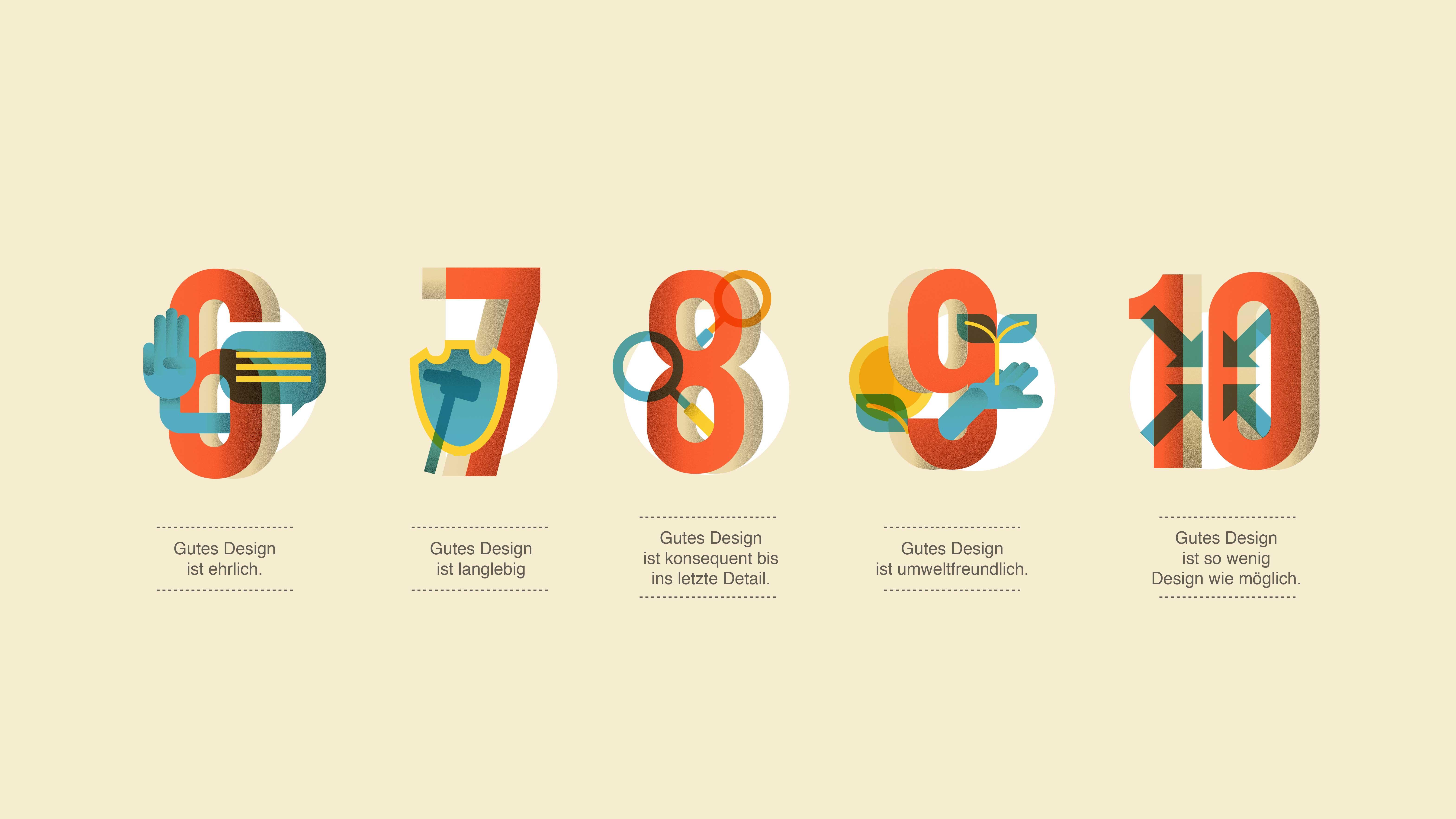 Illustration Design Prinzipien Ram