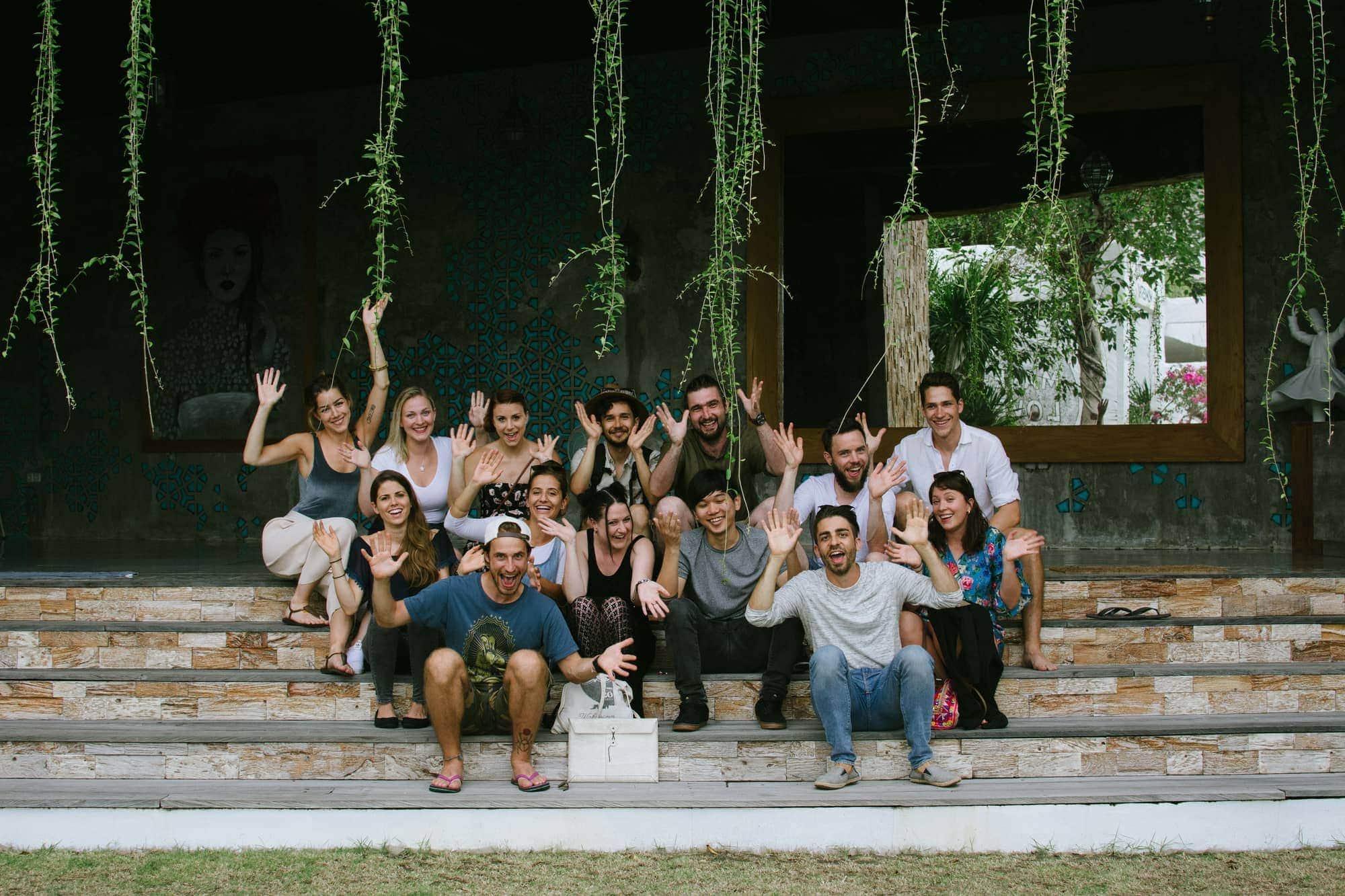 Foto Cleverclip Company Retreat Bali