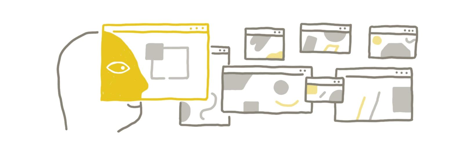 Illustration die richtige Kommunikationsagentur