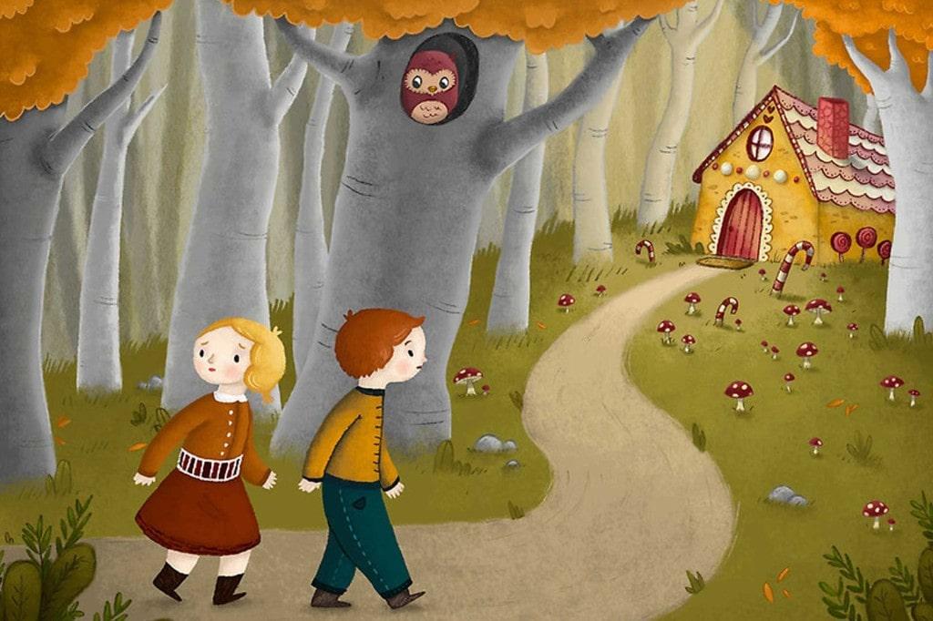 """Illustration Animation """"Storytelling Marketing"""""""