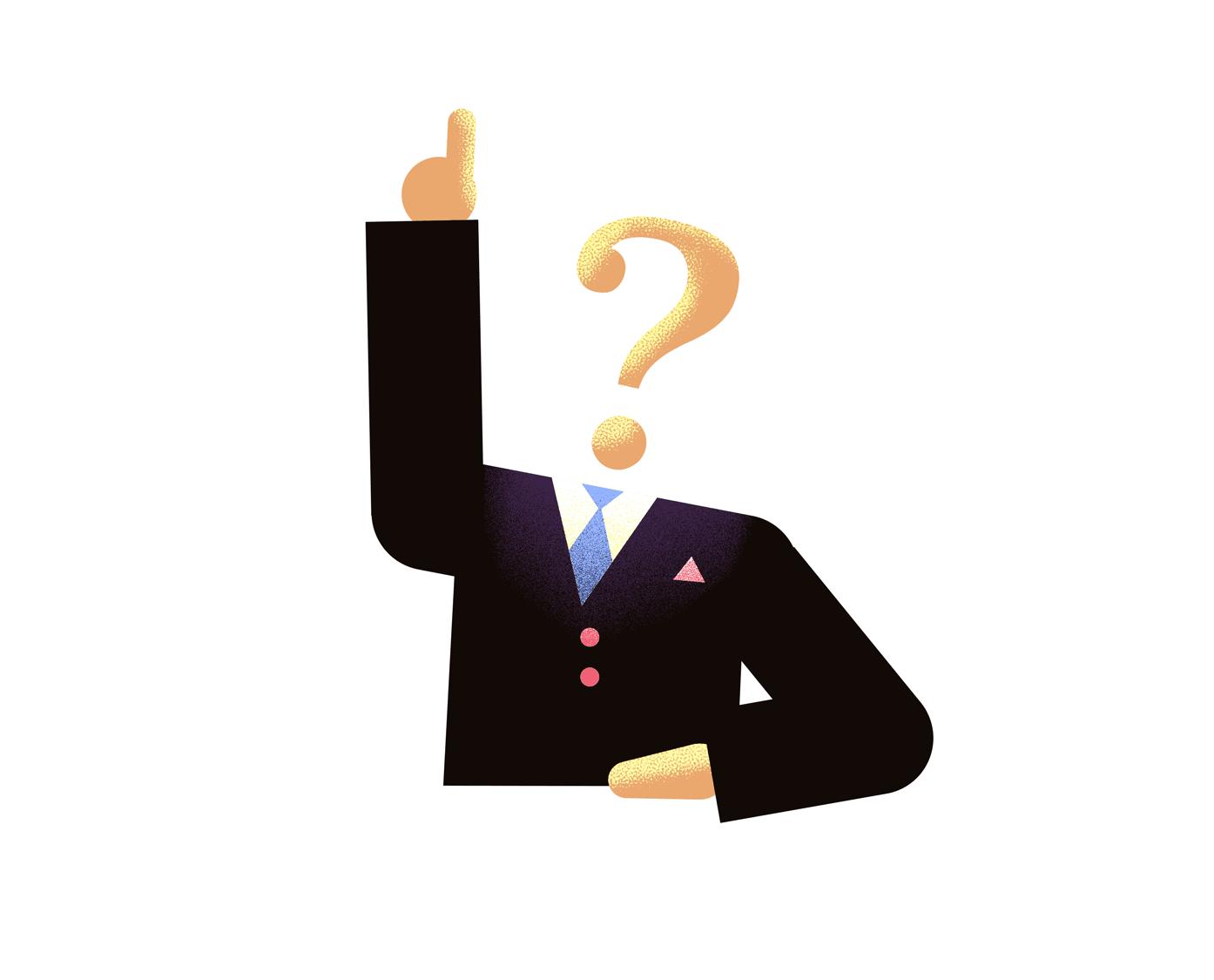 Illustration Was ist ein Pitch Deck?