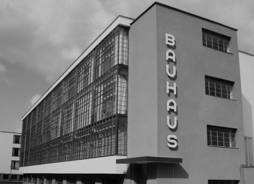 What the Bauhaus Teaches Us