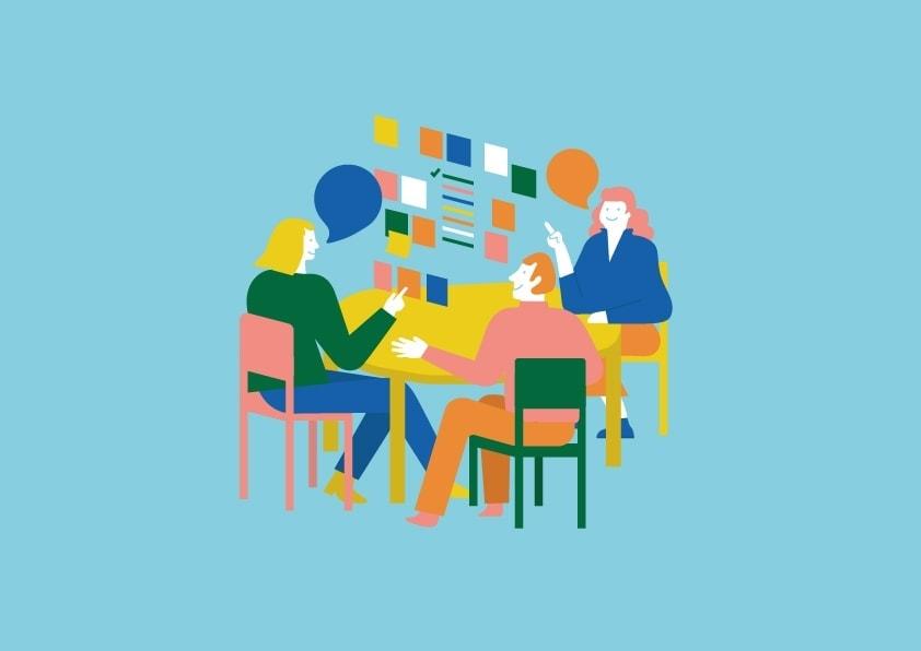 So gestaltet man effiziente Meetings