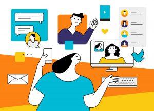 Cleverclip. Kommunikationsherausforderungen für Unternehmen im Jahr 2019
