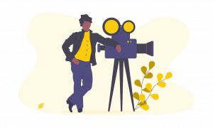 Illustration Produktvideo