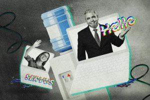 """Blogpost """"Unternehmenskultur im Home-Office"""""""