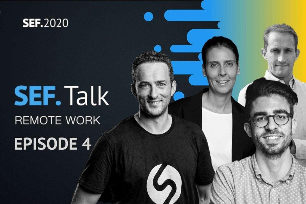 Sef.Talk Remote Work – Episode 4 (FR Version)