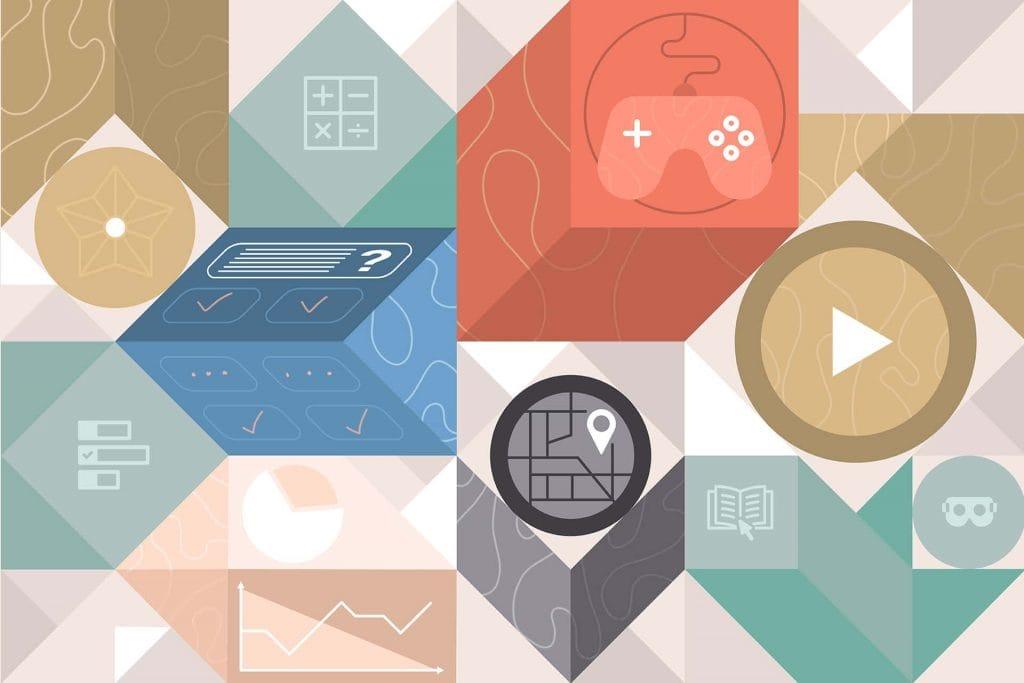 Formats pour le contenu interactif