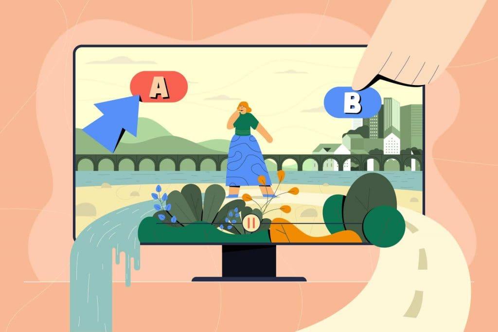 Les vidéos interactives – un puissant outil de marketing