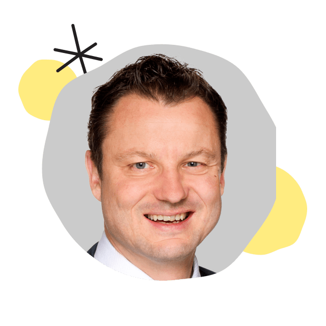Daniel Pfister | Senior Partner und CEO