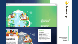 Protect the environment and save the earth – an interactive Cleverclip project